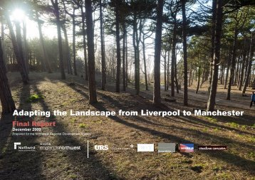 Adapting the Landscape from Liverpool to Manchester - Green ...