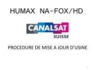 HUMAX NA-FOX/HD