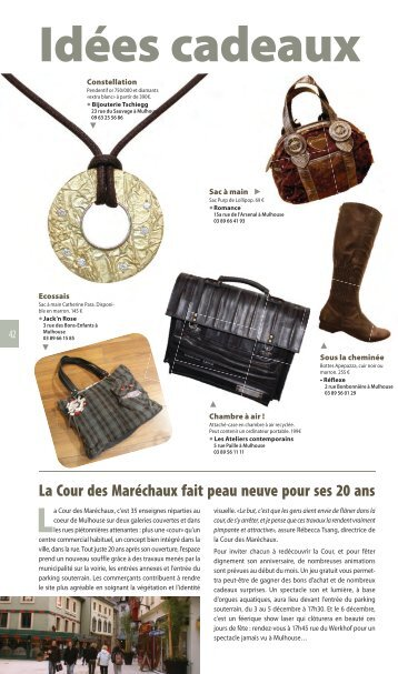 Idées cadeaux - JDS.fr
