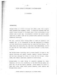 Protea Asphalt's Experience in Bitumen-Rubber - Asphaltrubber.org