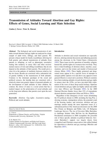 evaluation of the impact of political Attention has been devoted to the political impact of group identifications   paper the effects of group identification on political perception and evaluation are  in.
