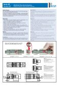Serie CP Series CP - Carl Kurt Walther GmbH & Co. KG - Page 2