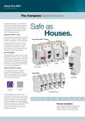 Clipsal Resi MAX Circuit Protection - The complete residential ... - Page 2