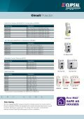 Clipsal Resi MAX Circuit Protection - The complete residential ... - Page 4