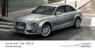 Kurzanleitung Audi A4 Avant