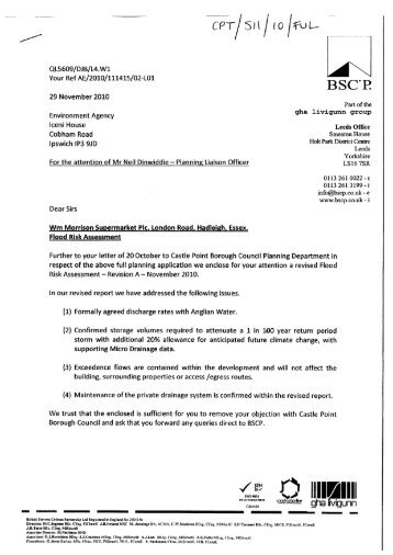 Whole Doc - Castle Point Borough Council