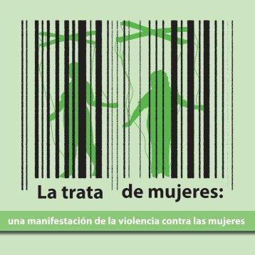 La trata de mujeres: - Mujeres en las Migraciones