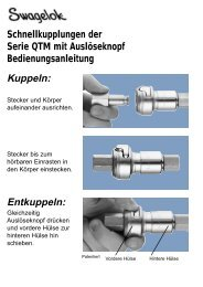 MS-CRD-QTMBG4, R1 - Swagelok
