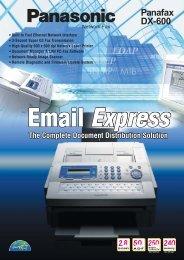 Panasonic DX600 Data Sheet.pdf 1251KB 02 Mar 2013 - Telephone ...