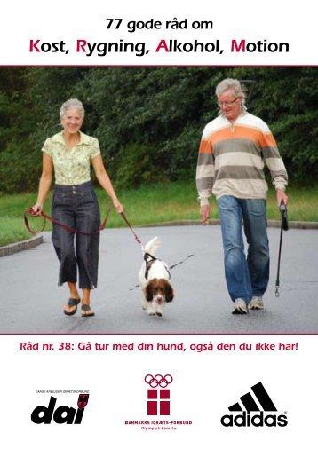 Læs 77 gode råd om Kost, Rygning, Alkohol, Motion - Marina Aagaard