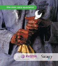 the skin care specialist - Idee.sk