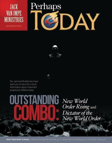 New World Order Rising - Jack Van Impe Ministries