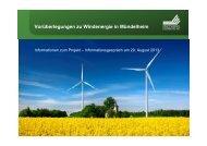 Basispräsentation Windkraftanlage (PDF, 3,7 MB)