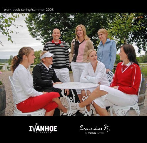 work book spring/summer 2008 - Ivanhoe