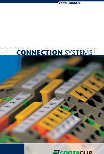 CONNECTION SYSTEMS - CONTA-CLIP