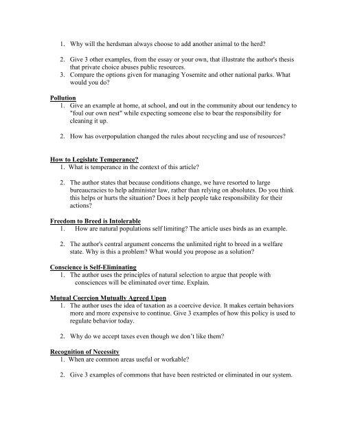ap environmental science exam 2018