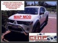 generic map sensor mod install guide