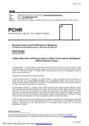 Palestinian Commission for Human Rights