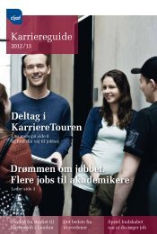 Drømmen om jobbet - DG Media