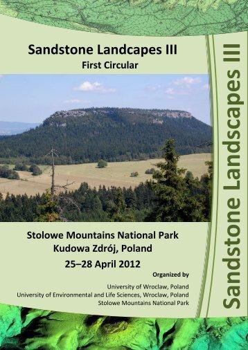 Sandstone Landscapes III - Sandstones.org