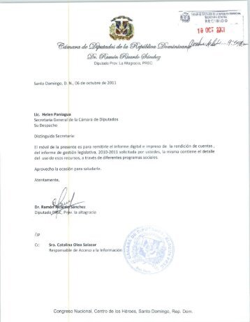 Ramón Ricardo Sánchez De la Rosa - PRSC - Cámara de ...