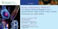 Convegno Elettrocardiografico.indd - Azienda USL di Reggio Emilia