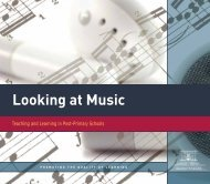 Looking at Music - Department of Education and Skills