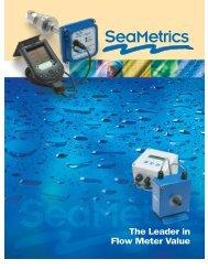 PgM.SeaMetrics Brochure_ REVISE - Leaucon, Inc.