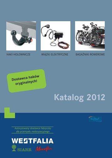 Katalog 2012 - Westfalia