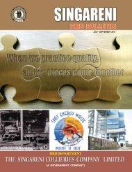 HRD Bulletin(Quarterly) - SCCL Home page