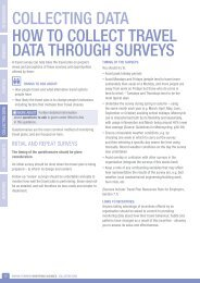 Collecting Data - Moving Somerset Forward