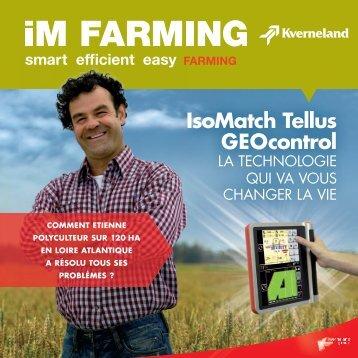 IsoMatch Tellus GEOcontrol