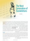 Next Generation Exoskeletons - Bionics Lab - Page 3