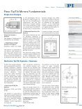 (Steering Mirrors) Catalog - PZT & Piezo Actuators: Sub Nanometer ... - Page 3