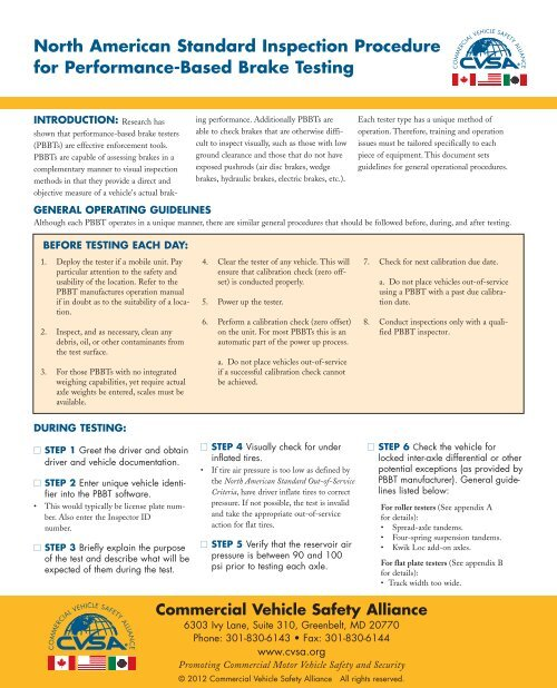NAS PBBT Inspection Procedure Revised 06 Commercial