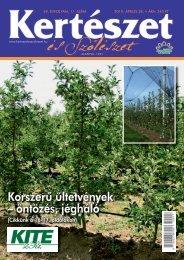 Kertészet és Szőlészet 2010 április - Kwizda
