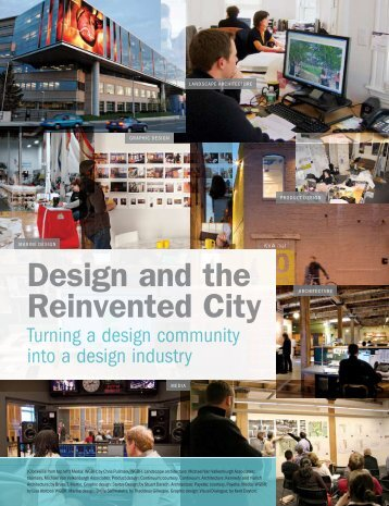 Design and the Reinvented City - digma | Design Industry Group of ...