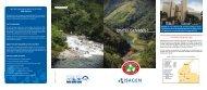 Plegable Proyecto Manso - Isagen