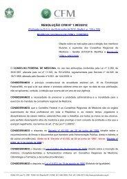 1993/2012 - Conselho Federal de Medicina