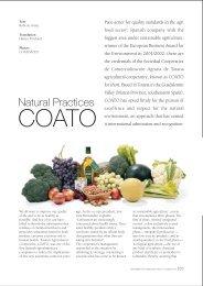 MAQUETA COATO - Foods from Spain