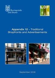 Appendix 12 - Basingstoke and Deane Borough Council