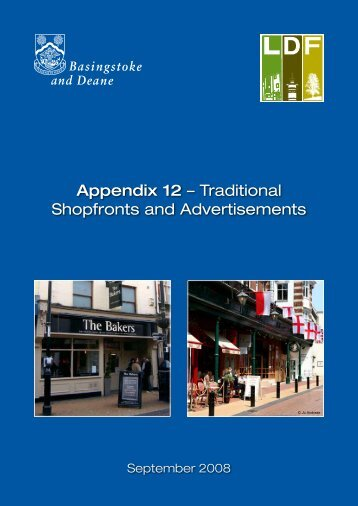 Appendix 12 - Basingstoke and Deane Borough Council