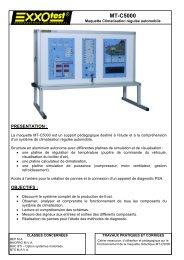 MT-C5000 - Exxotest