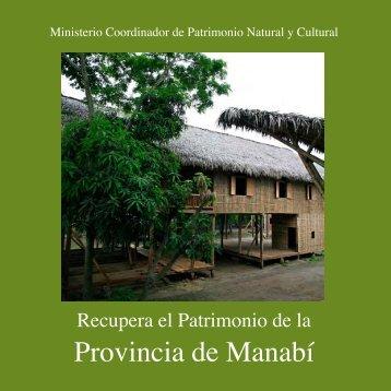 Provincia de Manabí - Arqueología Ecuatoriana