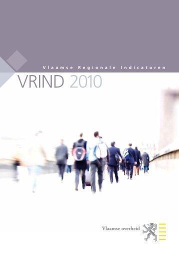 VRIND 2010 - Vlaanderen.be