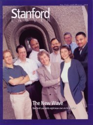 Fall 1998/Winter 1999 – Issue 54 - Stanford Lawyer - Stanford ...