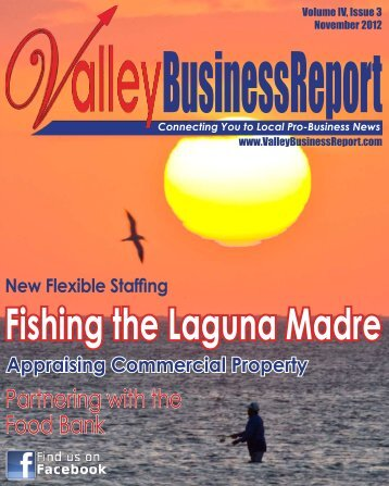 November 2012 - Valley Business Report
