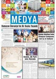 Ramazan Ümraniye'de Bir Başka Yaşandı - gerçek medya gazetesi