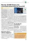 dorferinnen und Bad Mitterndorfer! - GEMEINDE - Bad Mitterndorf - Seite 3