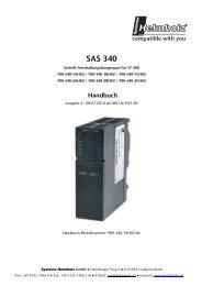 SAS 340 - TP Automation e.K.
